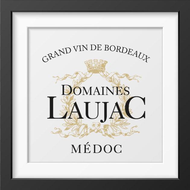 Vins de Bordeaux - Domaines Laujac
